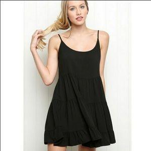 Brandy Melville Black Jada Dress